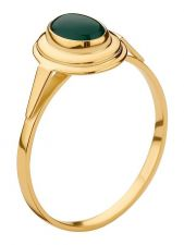 Treasure Collection TC-50760 14 karaat gouden ring met edelsteen