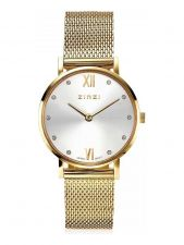 Zinzi ZIW633M Lady Crystal dameshorloge 28 mm