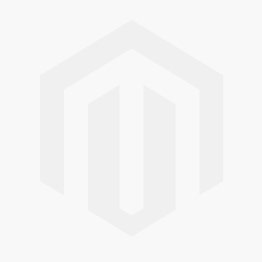 Excellent Jewelry OF625959 Zilveren creolen met 14 karaat goud en zirkonia 9 mm